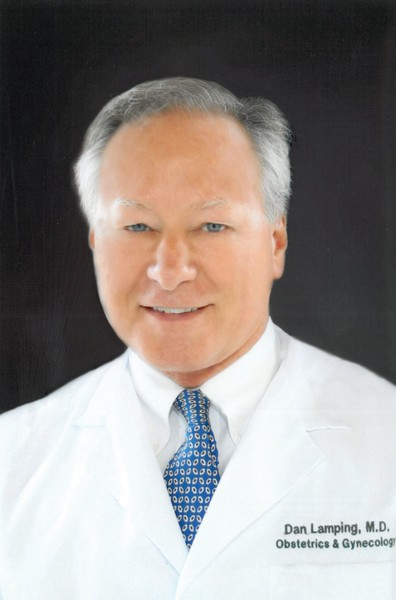 Photo of Dr. J. Daniels Lamping, OB/GYN